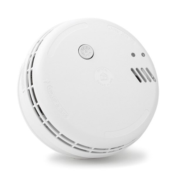 Low Voltage Optical Smoke Alarm  with Battery Backup - Ei186