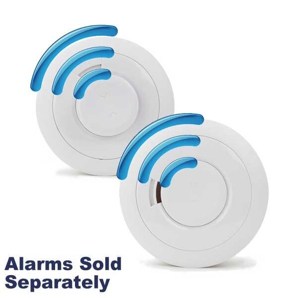 10 year sealed lithium battery heat optical smoke alarms ei600 series safelincs approved. Black Bedroom Furniture Sets. Home Design Ideas
