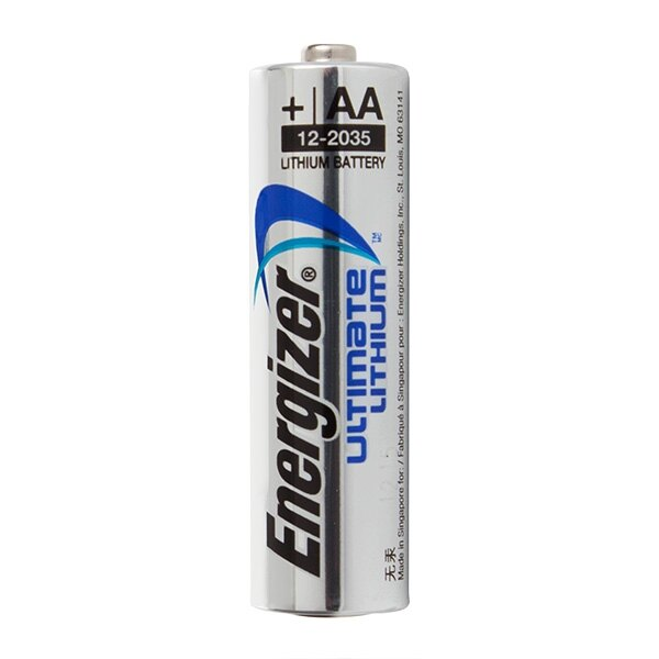 energizer ultimate lithium aa battery ex vat. Black Bedroom Furniture Sets. Home Design Ideas