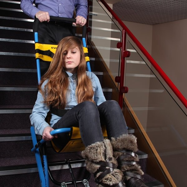 Evacuation Chair Training Safelincs Approved Supplier