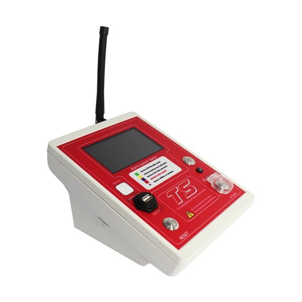 Evacuator Synergy TS40 Touchscreen Base Station