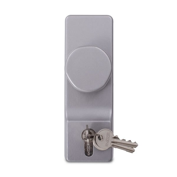 Euro profile cylinder supplied with 3 keys as standard