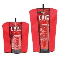 Image of the Fire Extinguisher Cover