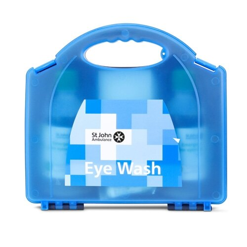 St John Ambulance Signature Eyewash Kit - First Aid For Eyes