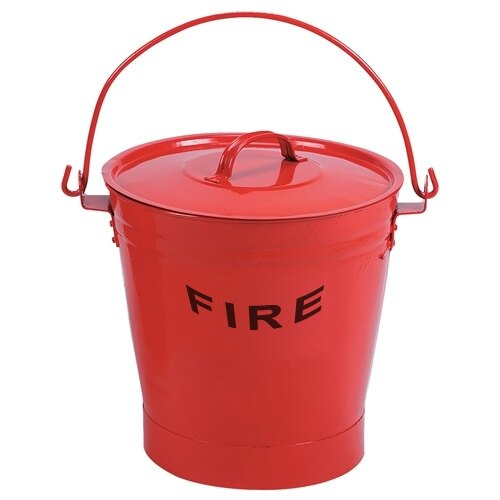 Metal Fire Bucket