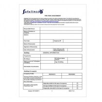 Image of the Free Fire Risk Assessment Form - Download Now!