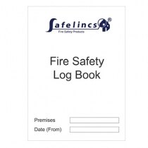 Image of the Free Fire Safety Logbook - Download Now!