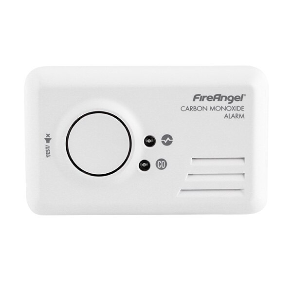 LED Carbon Monoxide Detector - FireAngel CO-9B