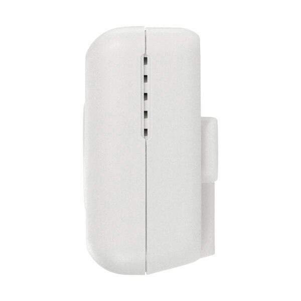 Can be wall mounted or left free standing