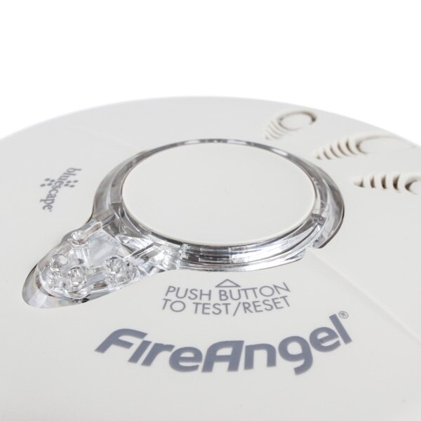 Ionisation Smoke Alarm with Escape Light