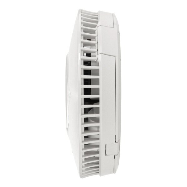 Large external grille to detect smoke from any angle