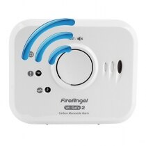 Image of the Radio-Interlinked Carbon Monoxide Alarm - FireAngel W7-CO-10X