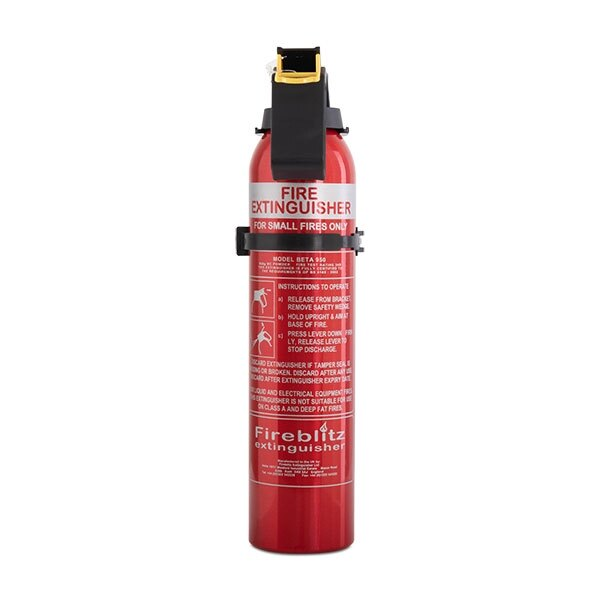 Beta 950g car, caravan and small property fire extinguisher