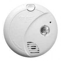 Image of the 9V Optical Smoke Alarm with Escape Light - First Alert SA720CEUK