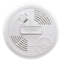 Image of the 9V Heat Alarm with Test and Hush Button - First Alert HA300