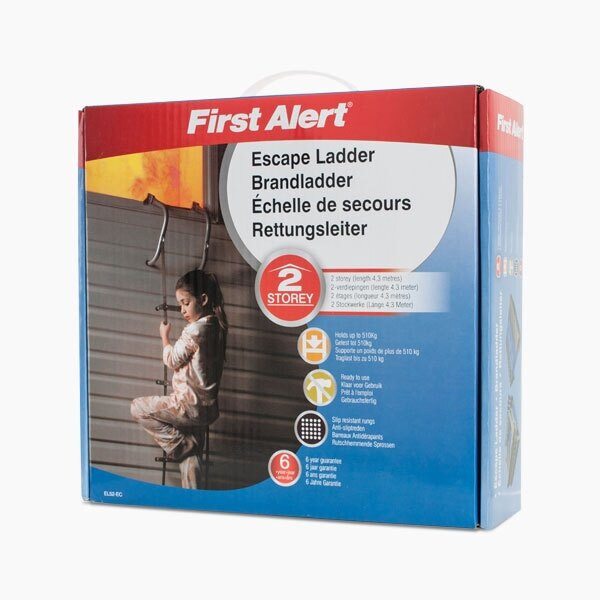 First Alert Portable Fire Escape Ladders