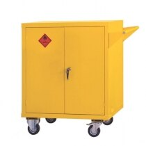Image of the Mobile Flammable Liquid Cabinets