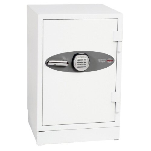 Phoenix Fire Fighter 0432 - Fireproof Safe with electronic lock, siren and internal lockable drawer