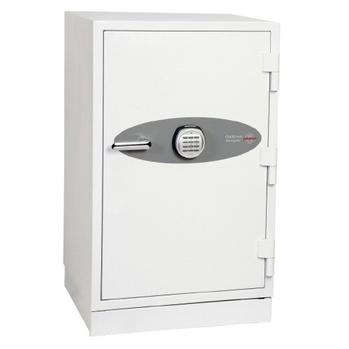 Phoenix Fire Fighter 0433 - Fireproof Safe with electronic lock, siren and internal lockable drawer