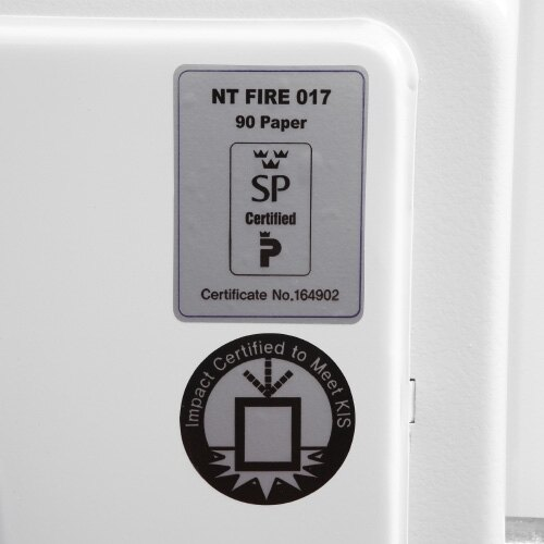 Phoenix Fire Fighter II 0442 - Fireproof Safe Fire Rating