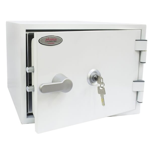 The Phoenix Titan 1281 safe provides 60 minutes fire protection