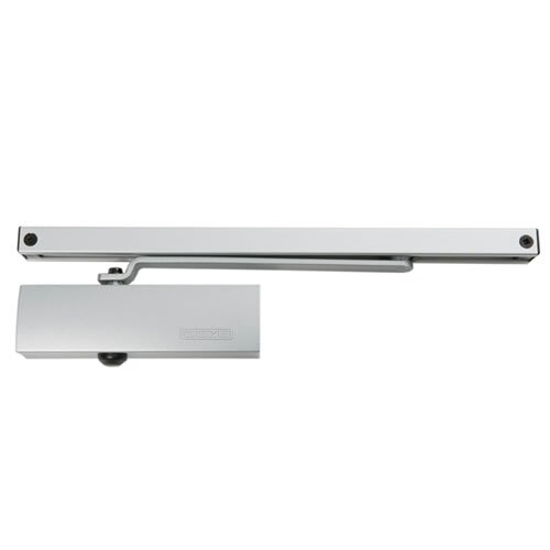 GEZE TS1500 Overhead Door Closer with Guide Rail