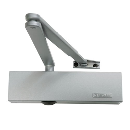 GEZE TS2000V Overhead Door Closer - Power Size EN 2-5