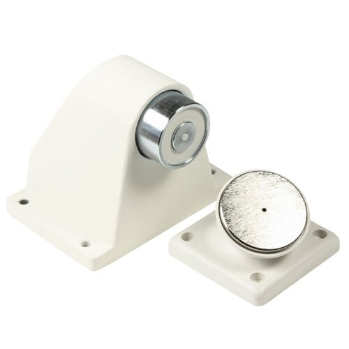 Floor mounted door holder - 200N holding force