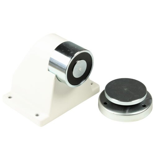 Floor mounted door holder - 500N holding force