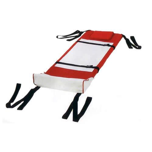 Stair Assist Evacuation Device with DVD