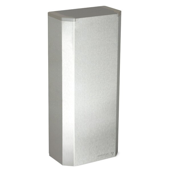 Henry Wolfe Decorative Stainless Steel Fire Extinguisher Cabinet