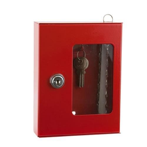 In Key Emergency Break Glass Key Cabinet