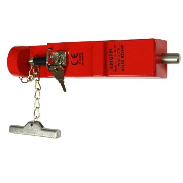 Emergency Door Bolt Kingpin