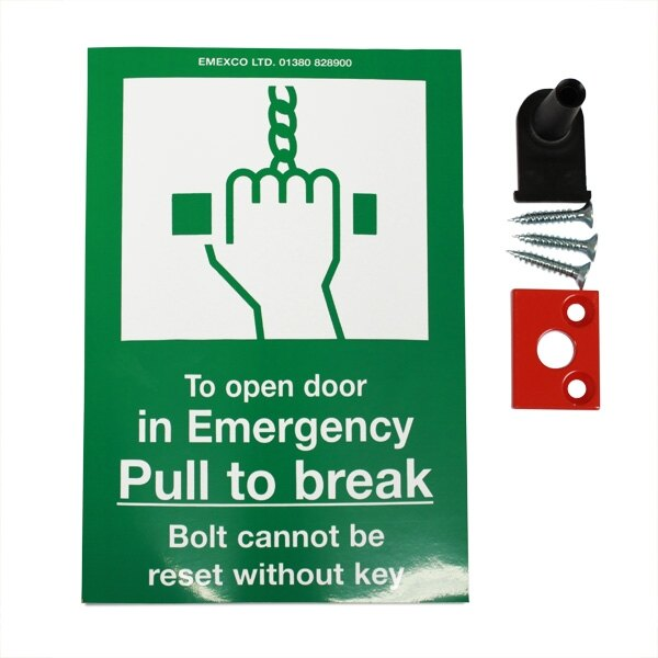 Emergency Bolt - Kingpin