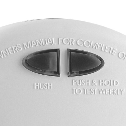 Mains Radio-Interlinked Heat Alarm with Back-up Battery - Kidde Slick 3SFWRF