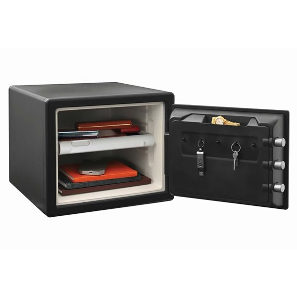 master lock lfw082ftc fire and water proof safe ex vat. Black Bedroom Furniture Sets. Home Design Ideas
