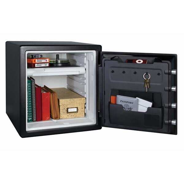 master lock lfw123ftc fire and water proof safe ex vat. Black Bedroom Furniture Sets. Home Design Ideas