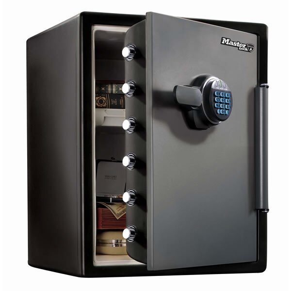 Master Lock LFW205FYC - Fire and Water Proof Safe