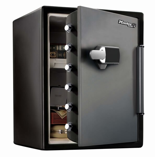 Master Lock LFW205TWC - Fire and Water Proof Safe