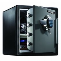 Image of the Master Lock LTW123GTC - Fire and Water Proof Safe