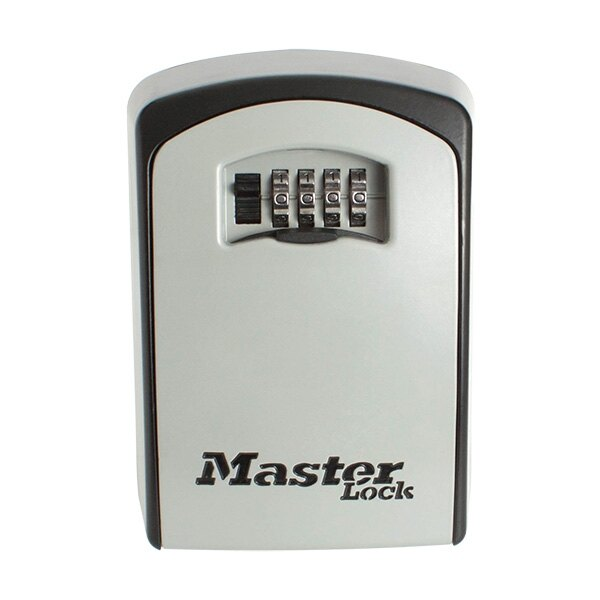 Master Lock 5403 key safe with 4 digit combination lock