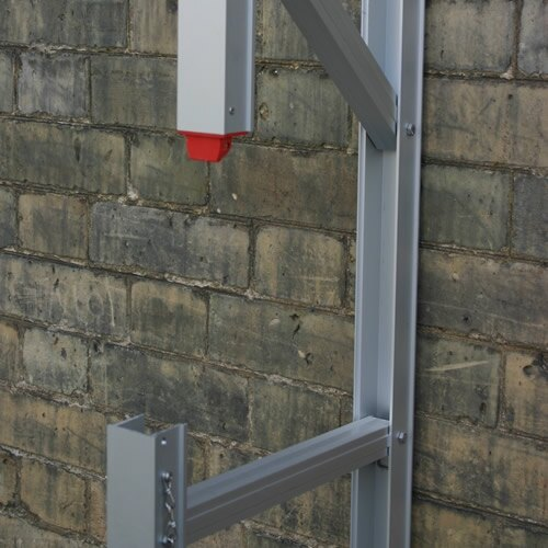 Modum Fold-out Fire Escape Ladder