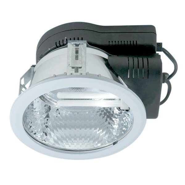 Stylish High-Output 18W & 26W Mains Downlight - Multia