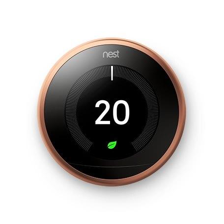 Nest Show Current Room Temperature