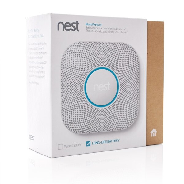 Nest Protect Battery Smoke and CO Alarm