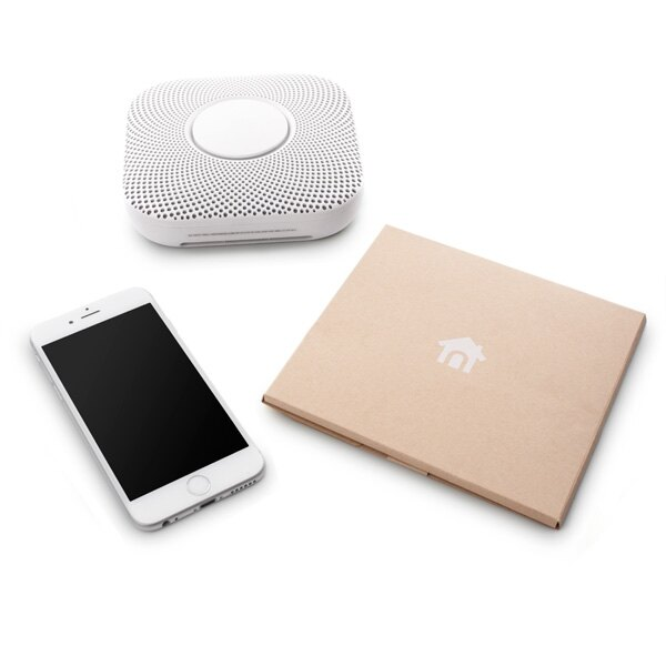 Nest Protect Mains Powered Smoke and Carbon Monoxide Alarm