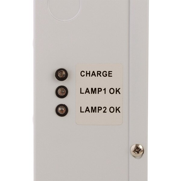 Constant current charge LED and monitor LEDs