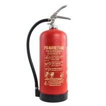 Image of the Service-Free 6ltr Foam Fire Extinguisher - Britannia MED P50