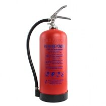 Image of the Service-Free 6kg Powder Fire Extinguisher - Britannia MED P50