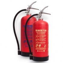 Image of the Britannia P50 MED Approved Fire Extinguishers